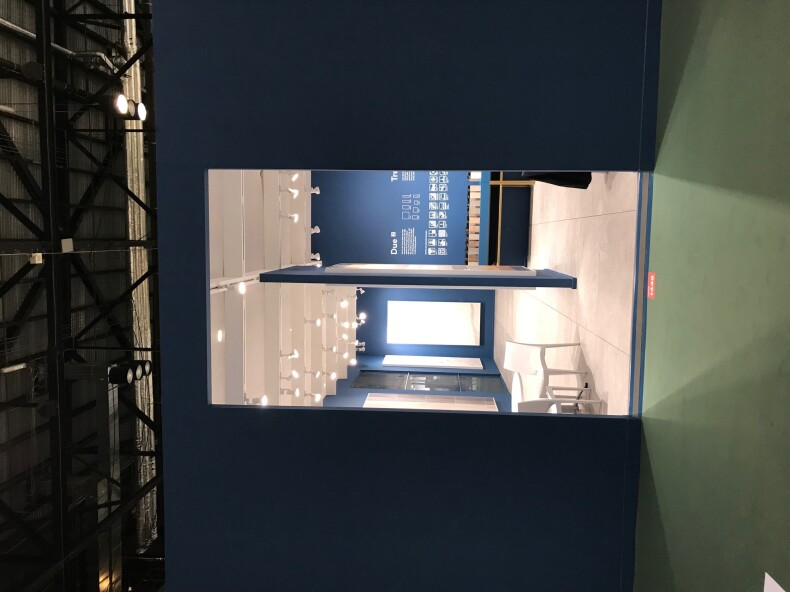 Coverings Booth 4
